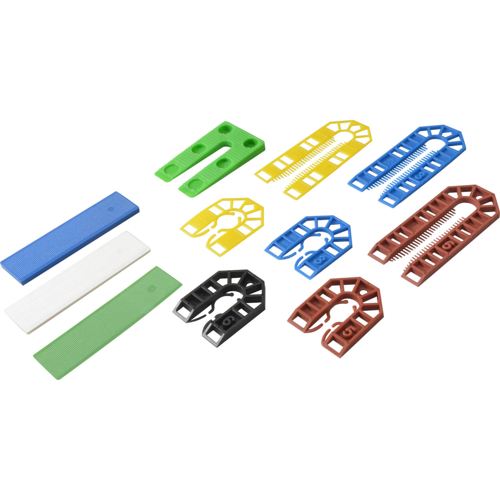Image of Broadfix Assorted Leveling Shim Packers Pack of 160