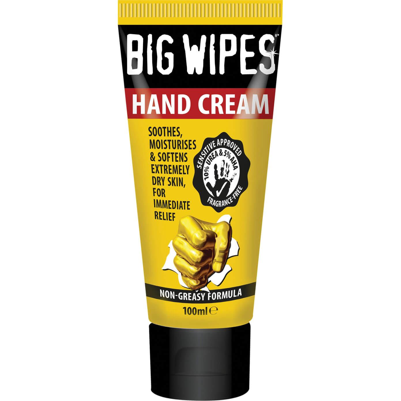 Image of Big Wipes Hand Cream 100ml