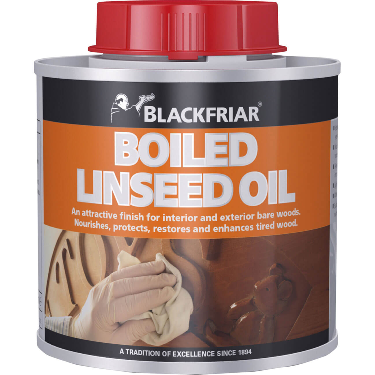Image of Blackfriar Boiled Linseed Oil 250ml