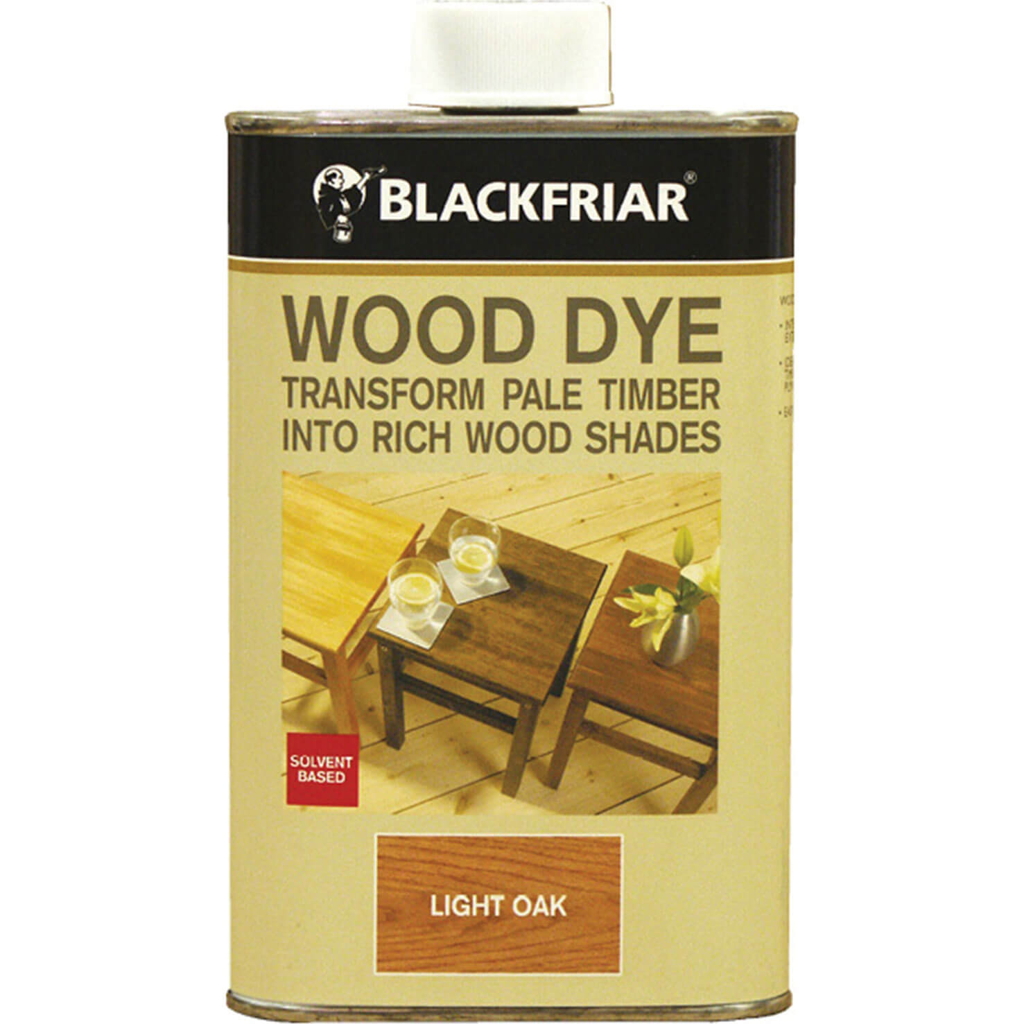 Image of Blackfriar Wood Dye Antique Pine 250ml