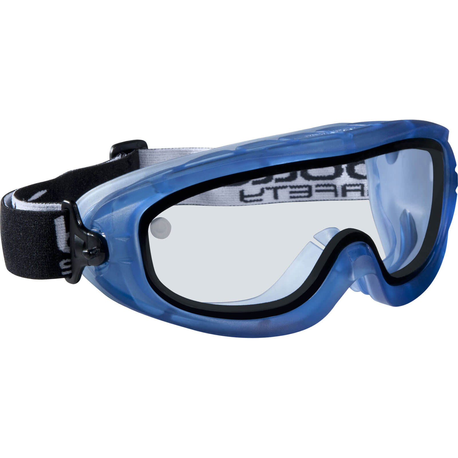 Image of Bolle Atom ATOEDEPSI Clear Blue Dual Lens Safety Goggles