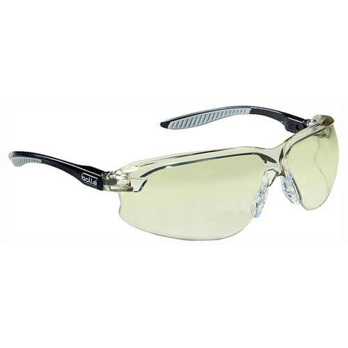 Image of Bolle Axis AXCONT Polycarbonate Contrast Safety Glasses