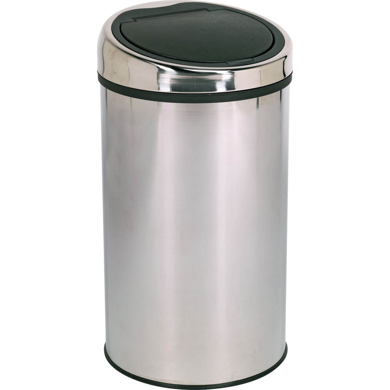 Image of Sealey Stainless Steel Pedal Bin 50l