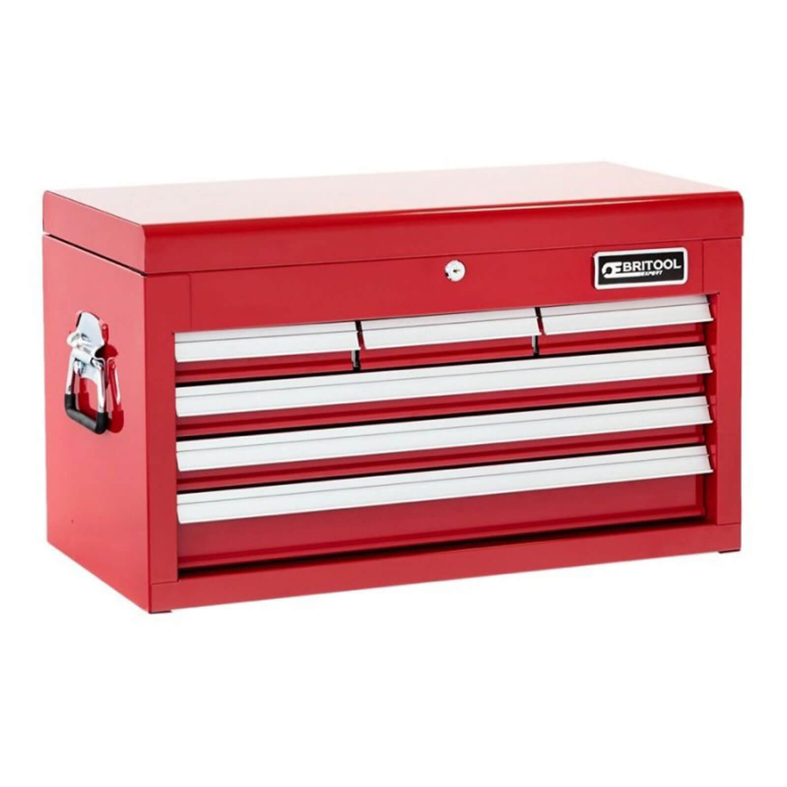 Image of Britool 6 Drawer Tool Chest Red