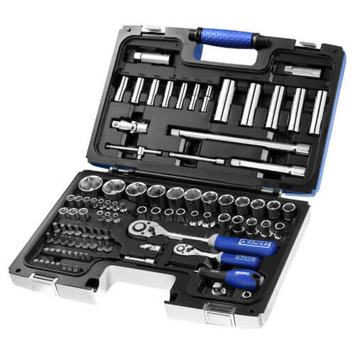 Expert By Facom 98 Piece Combination Drive Hex Socket And Bit Set Metric Combination