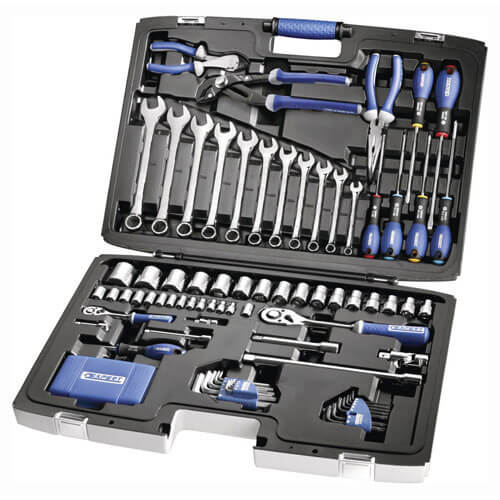 Click to view product details and reviews for Expert By Facom 124 Piece Maintenance Technicians Tool Kit.