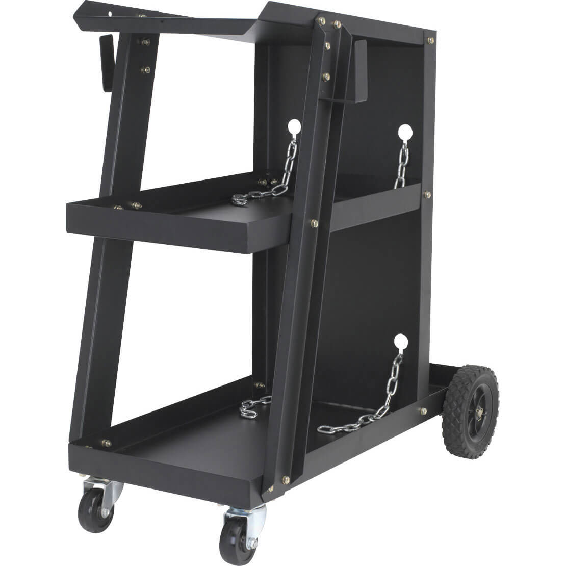 Image of Sealey Universal Trolley for MIG Welders