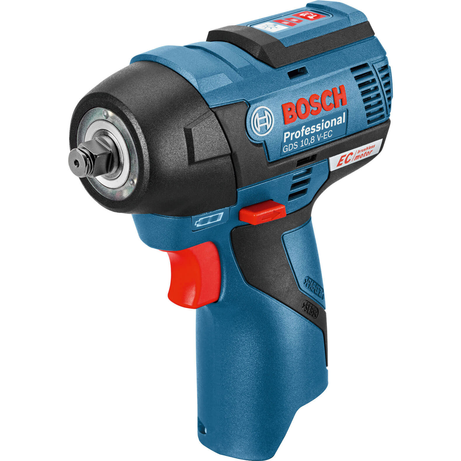 Bosch GDS 10.8 V-EC 10.8v Brushless Impact Wrench No Batteries No Charger No Case