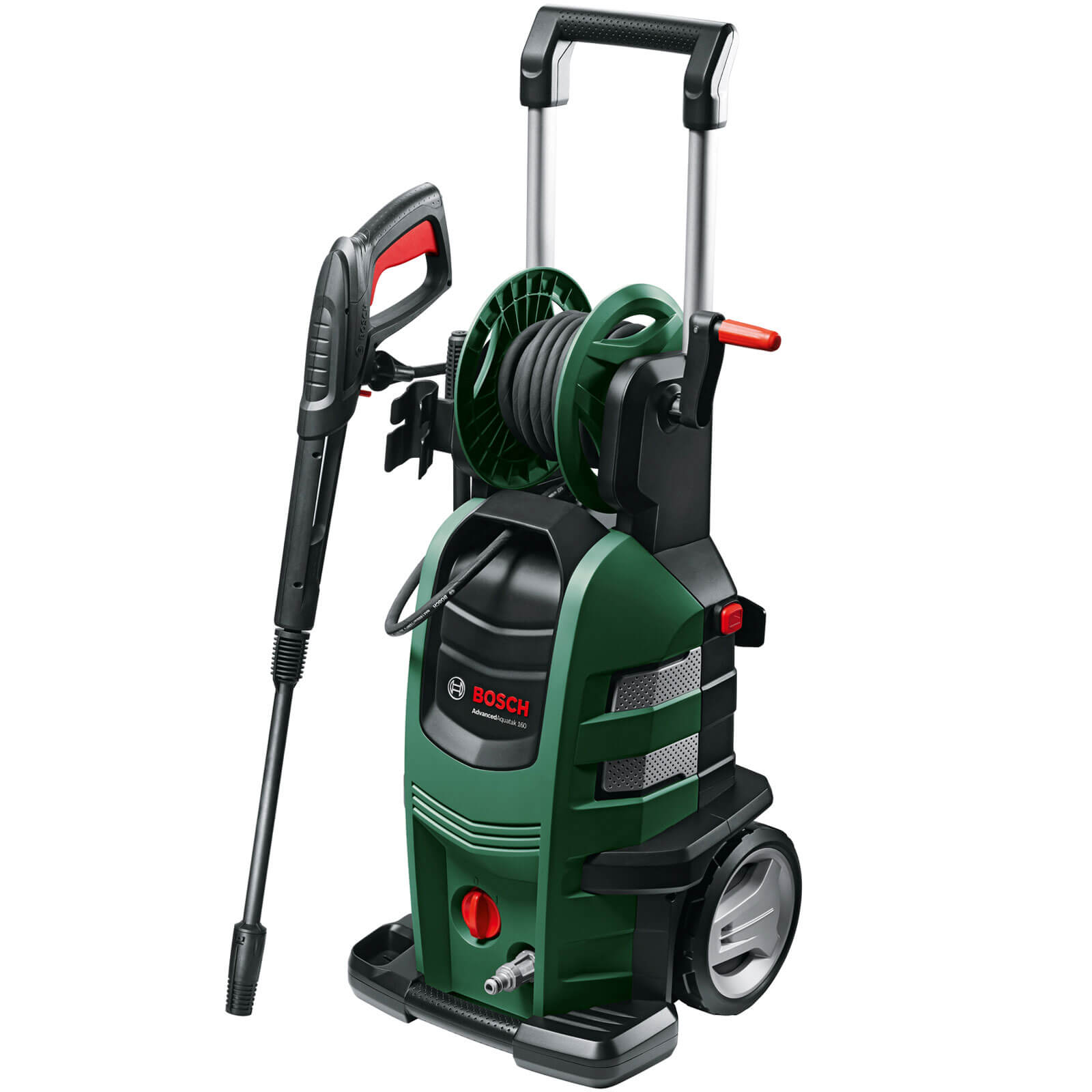 Image of Bosch ADVANCEDAQUATAK 160 Pressure Washer 160 Bar 240v