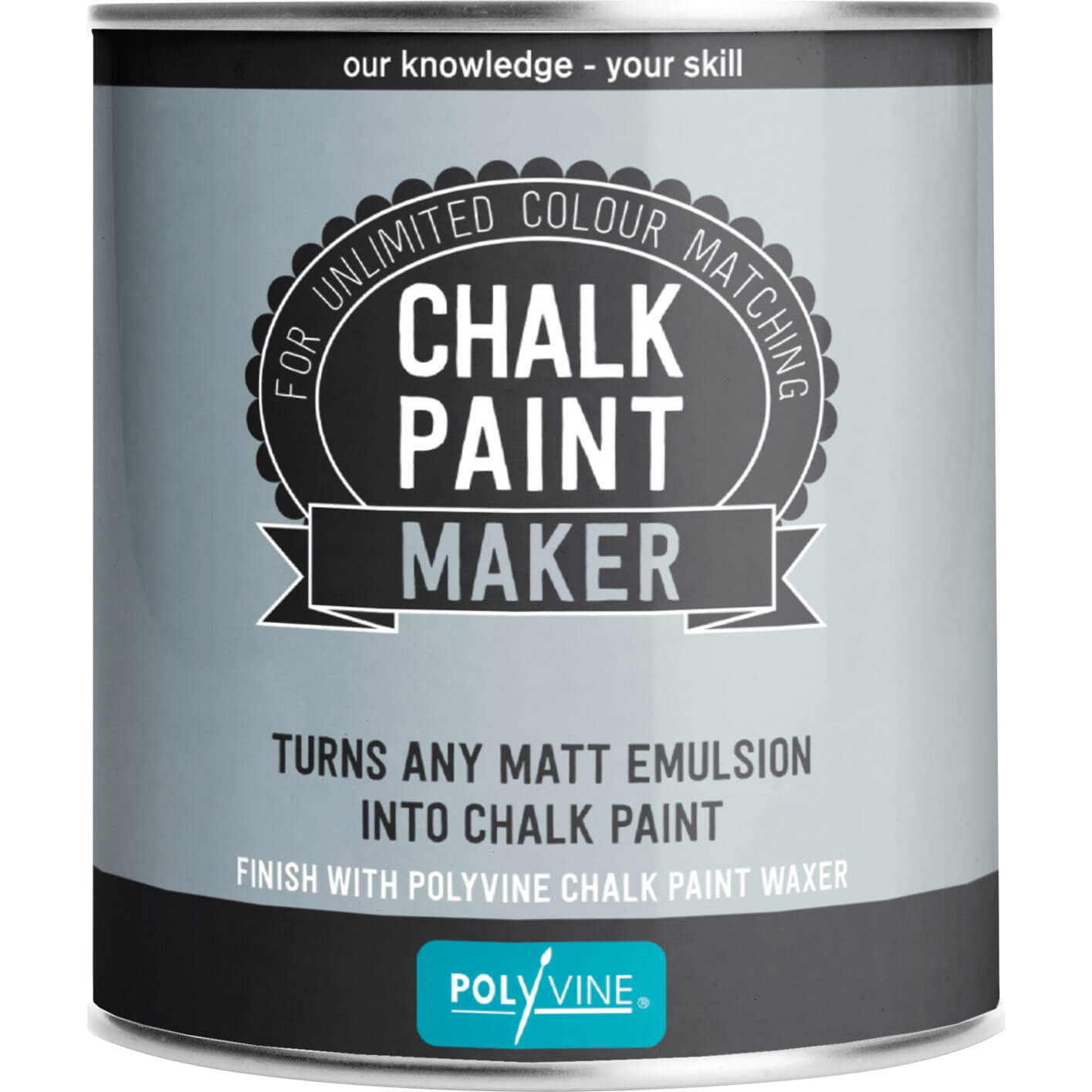 Image of Polyvine Chalk Paint Maker 500ml