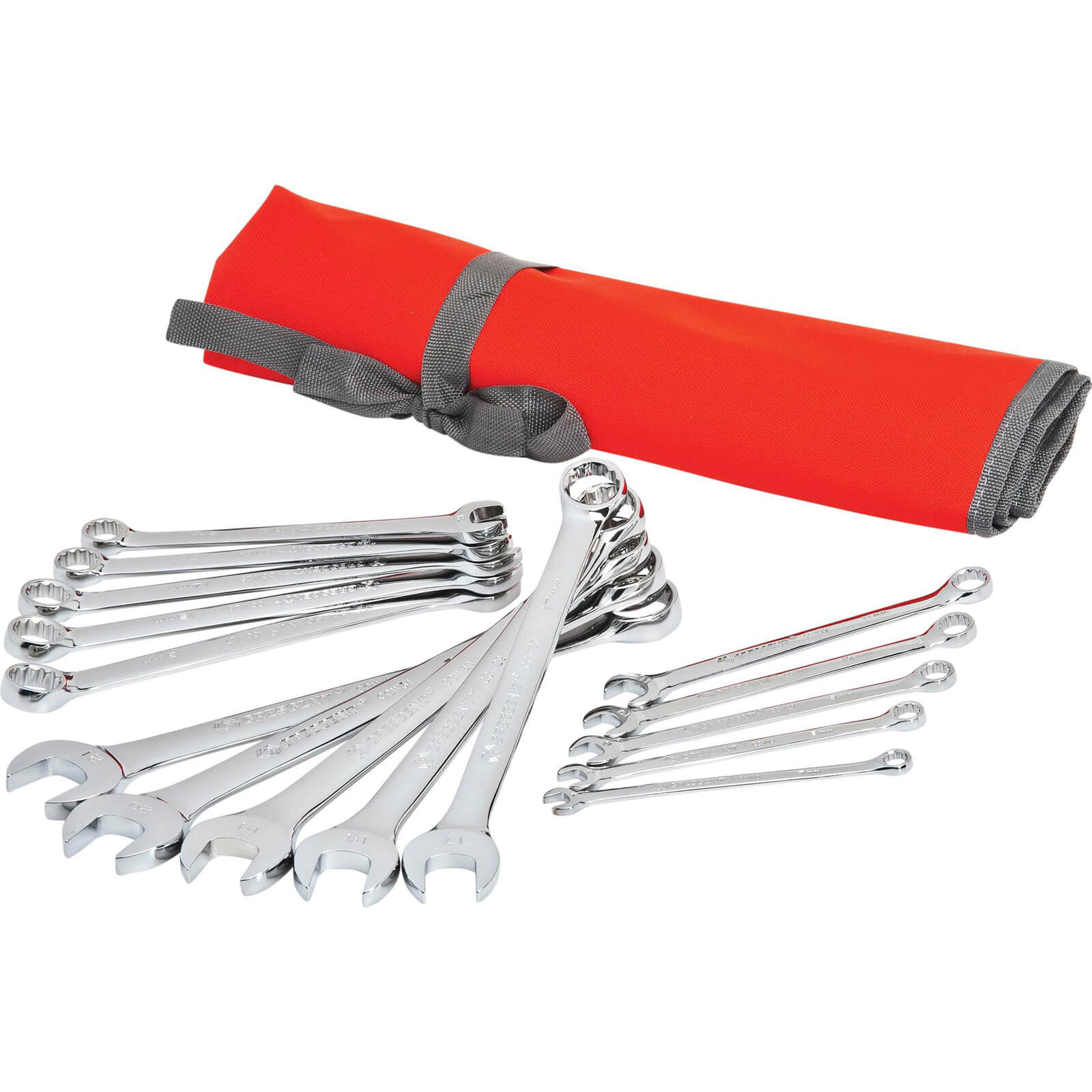 Image of Crescent 15 Piece Combination Spanner Set