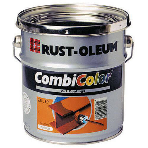 Image of Rust Oleum Alkythane Metal Paint flat Black 5l