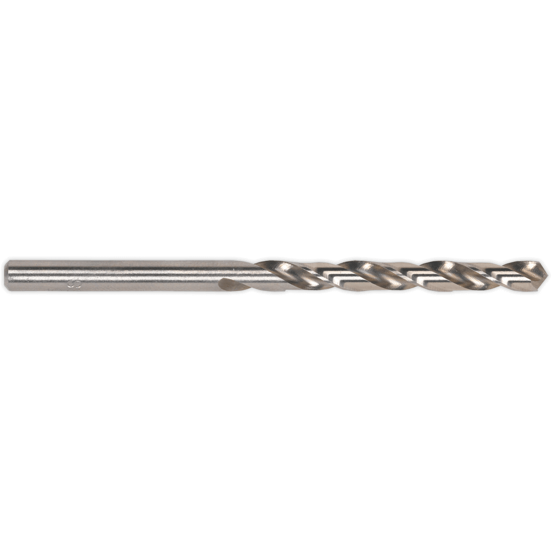 Sealey HSS Jobber Drill Bit 5mm Pack of 10