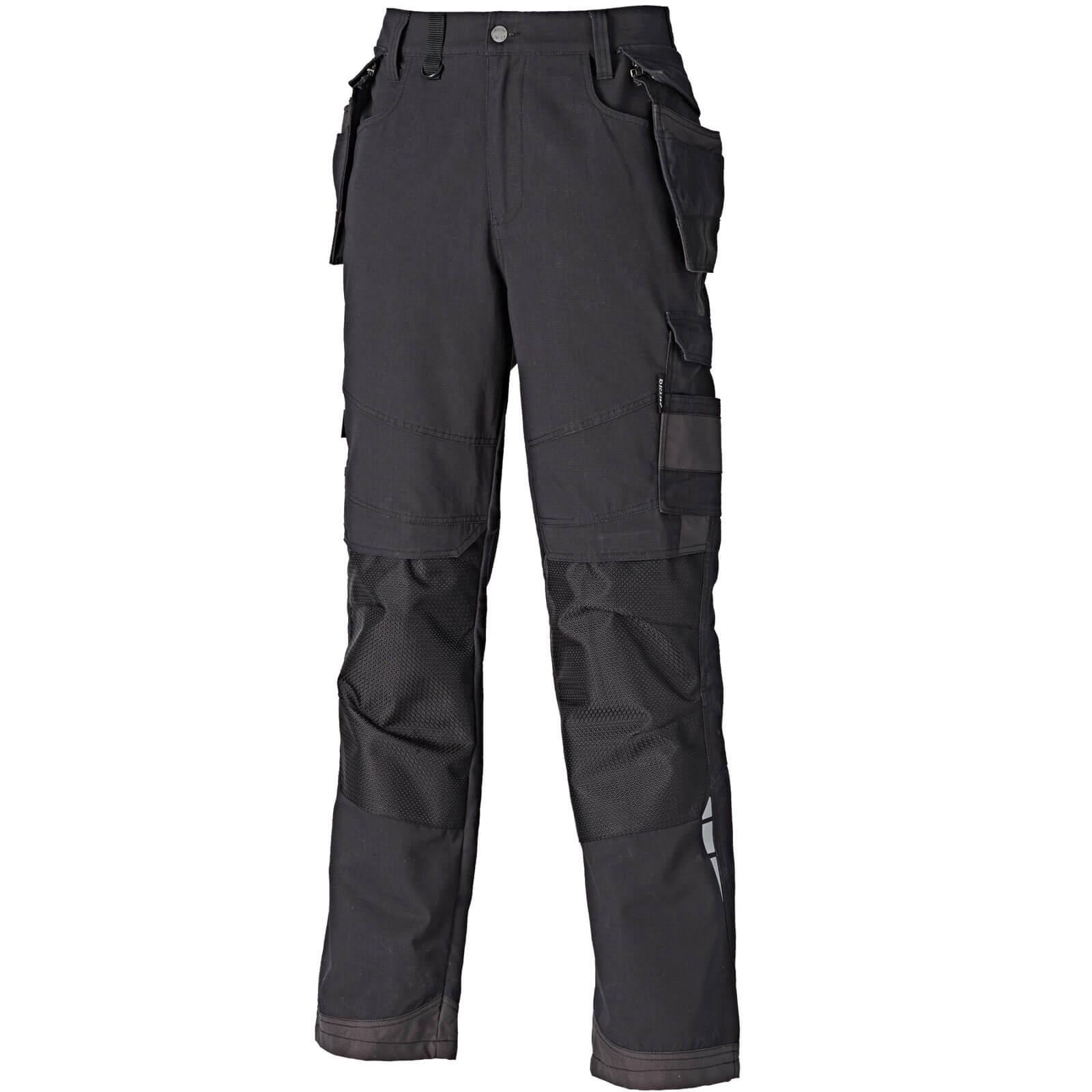 Photo of Dickies mens eisenhower premium trousers black 36