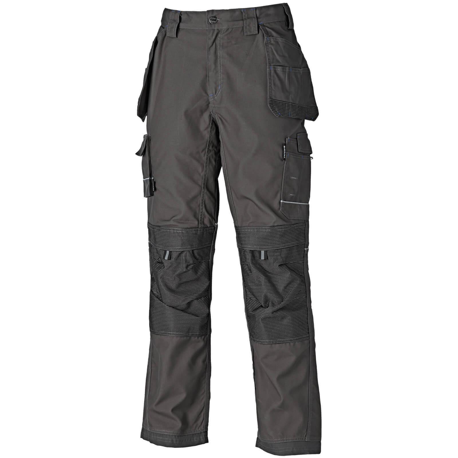 Photo of Dickies mens eisenhower max trousers grey 34