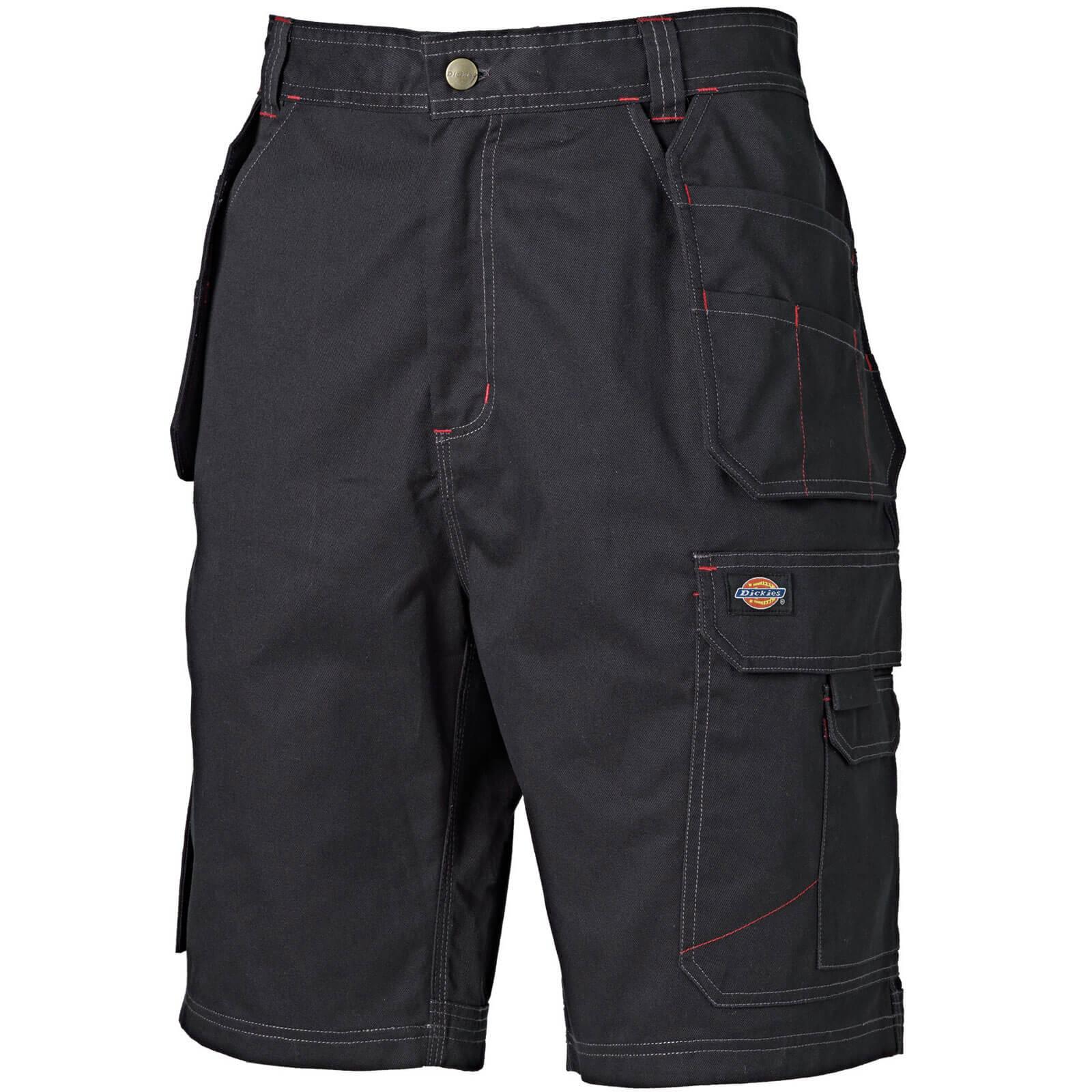 Dickies Redhawk Pro Shorts Black 28