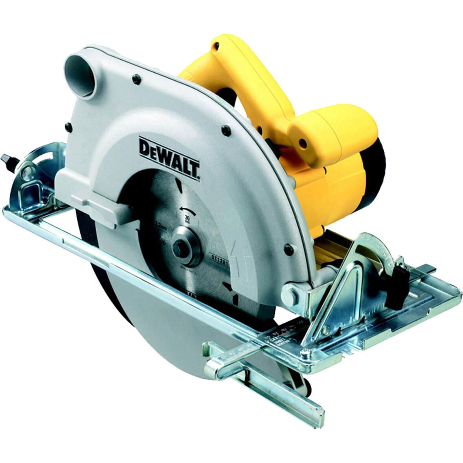 DeWalt D23700-GB 235MM 1750W Circular Saw 240V