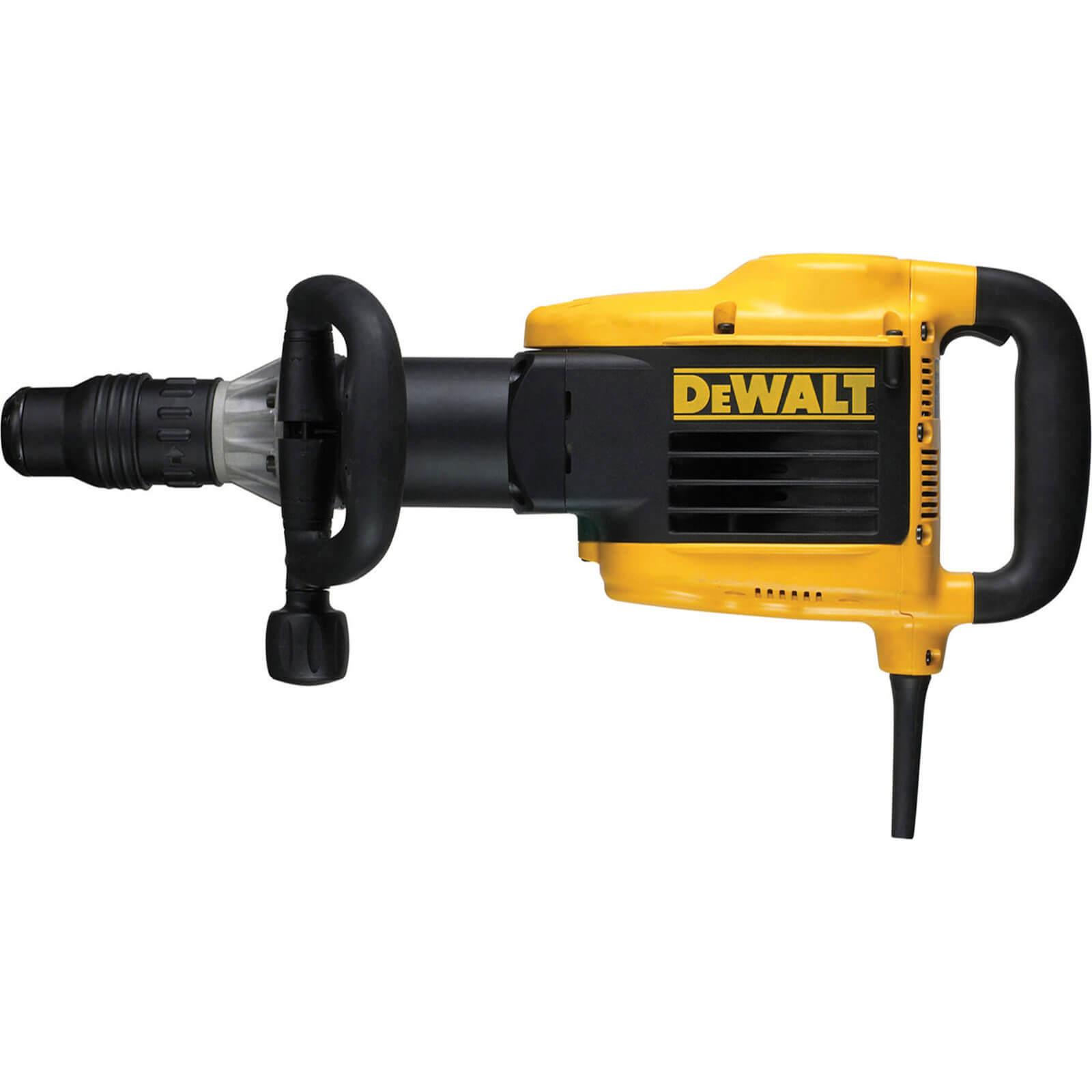 Image of DeWalt D25899K SDS Max Demolition Hammer 110v