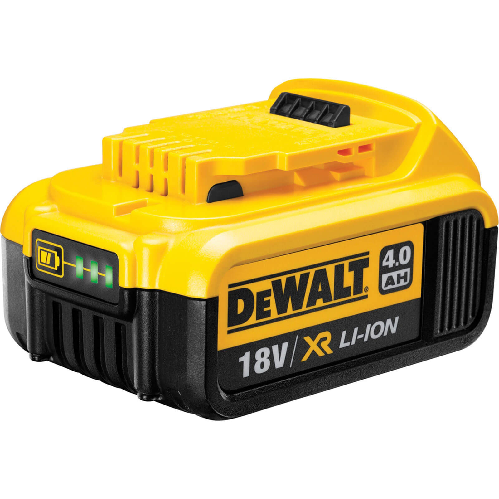 Image of DeWalt DCB182 18v XR Cordless Li-ion Battery 4ah 4ah