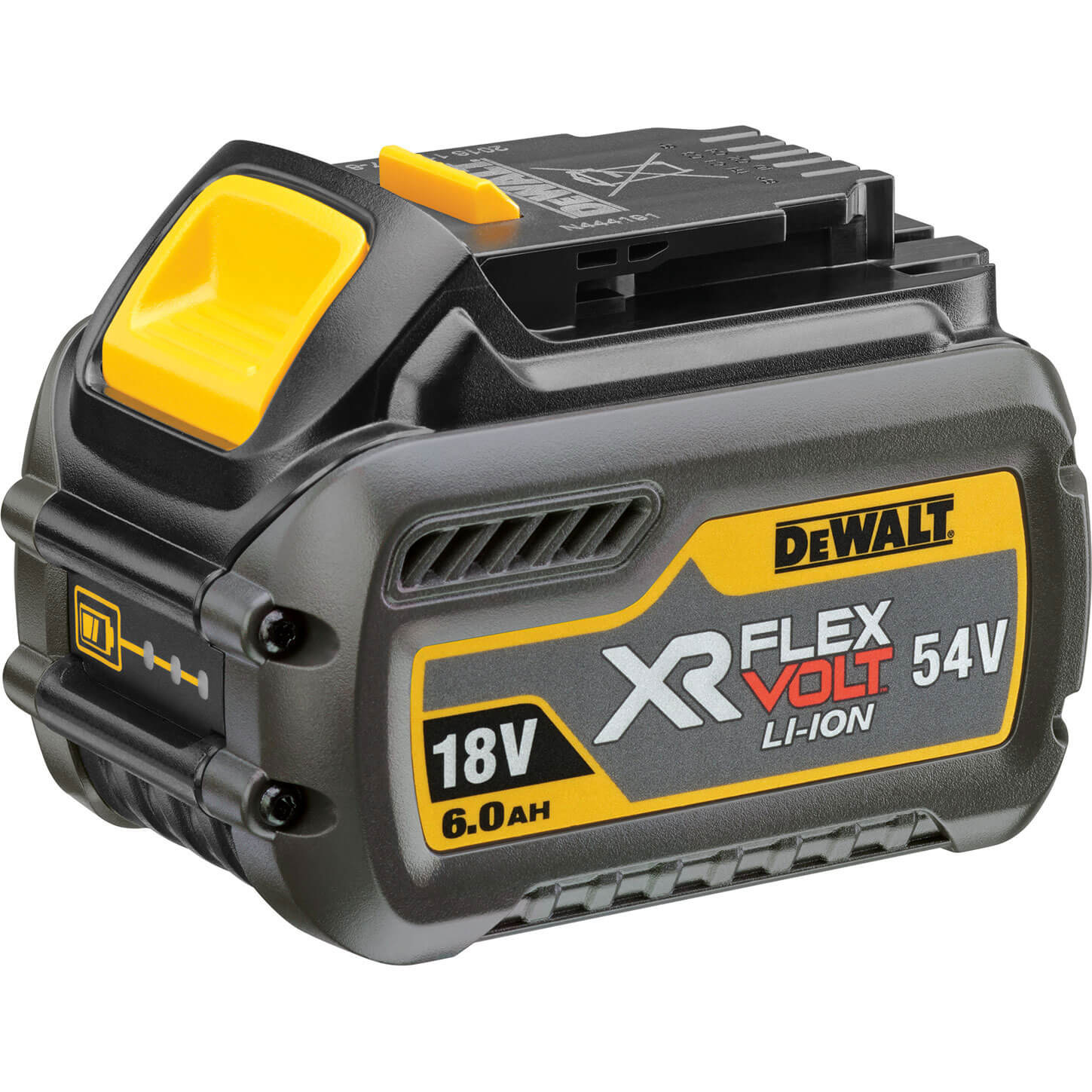 Image of DeWalt DCB546 54v Cordless XR FLEXVOLT Li-ion Battery 6ah 6ah
