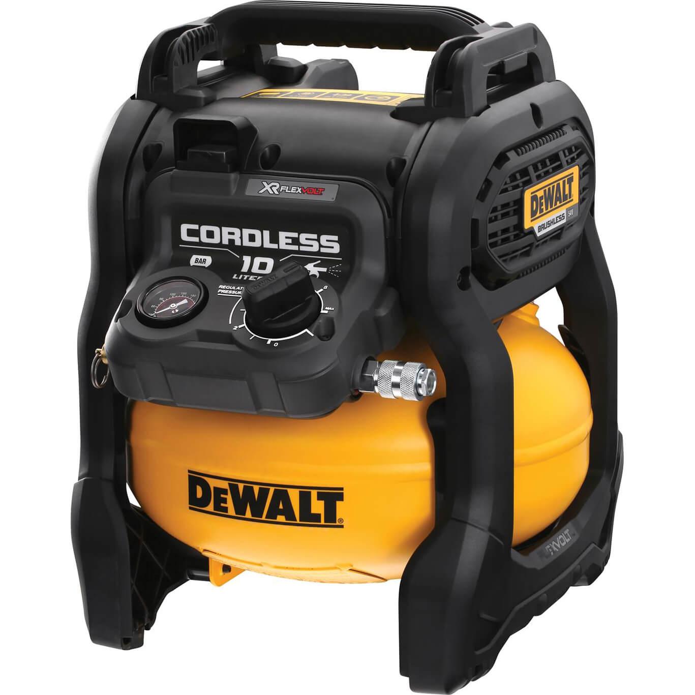 Image of DeWalt DCC1054 54v Cordless XR FLEXVOLT Air Compressor No Batteries No Charger No Case