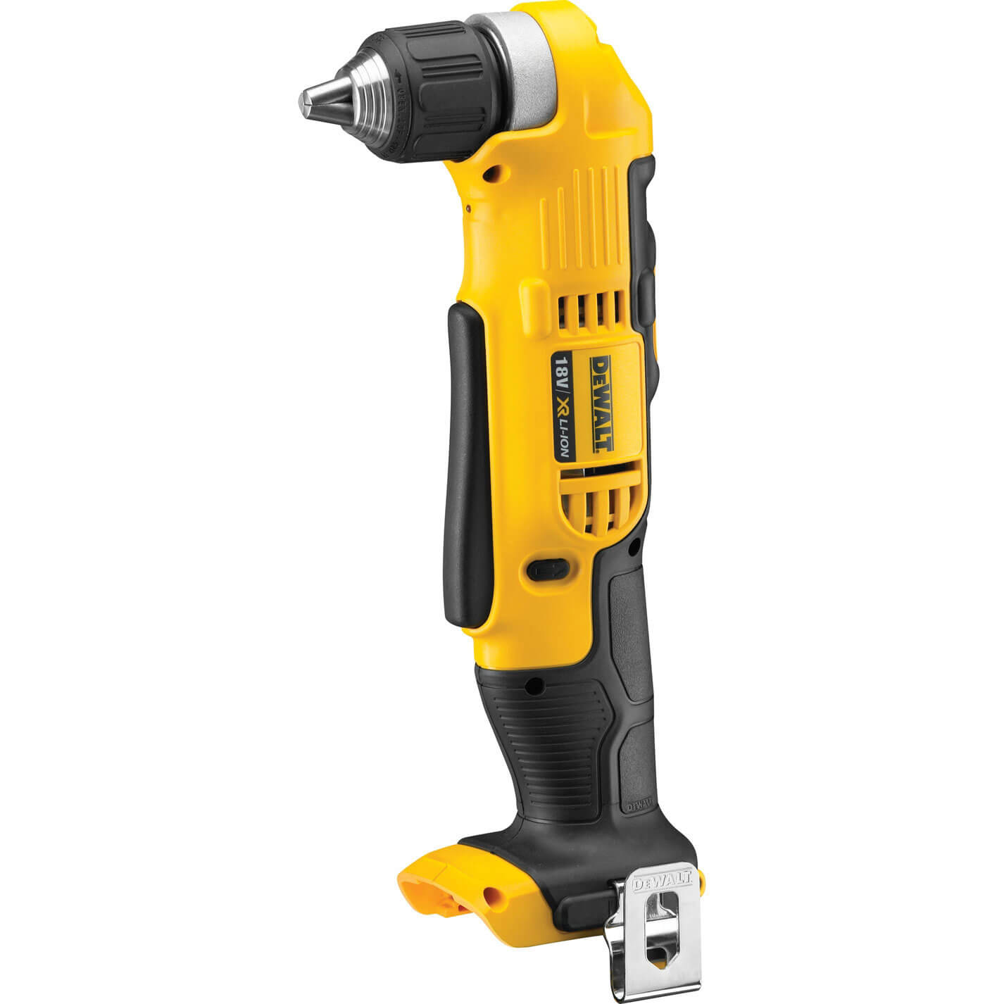 Image of DeWalt DCD740 18v XR Cordless Right Angle Drill No Batteries No Charger No Case