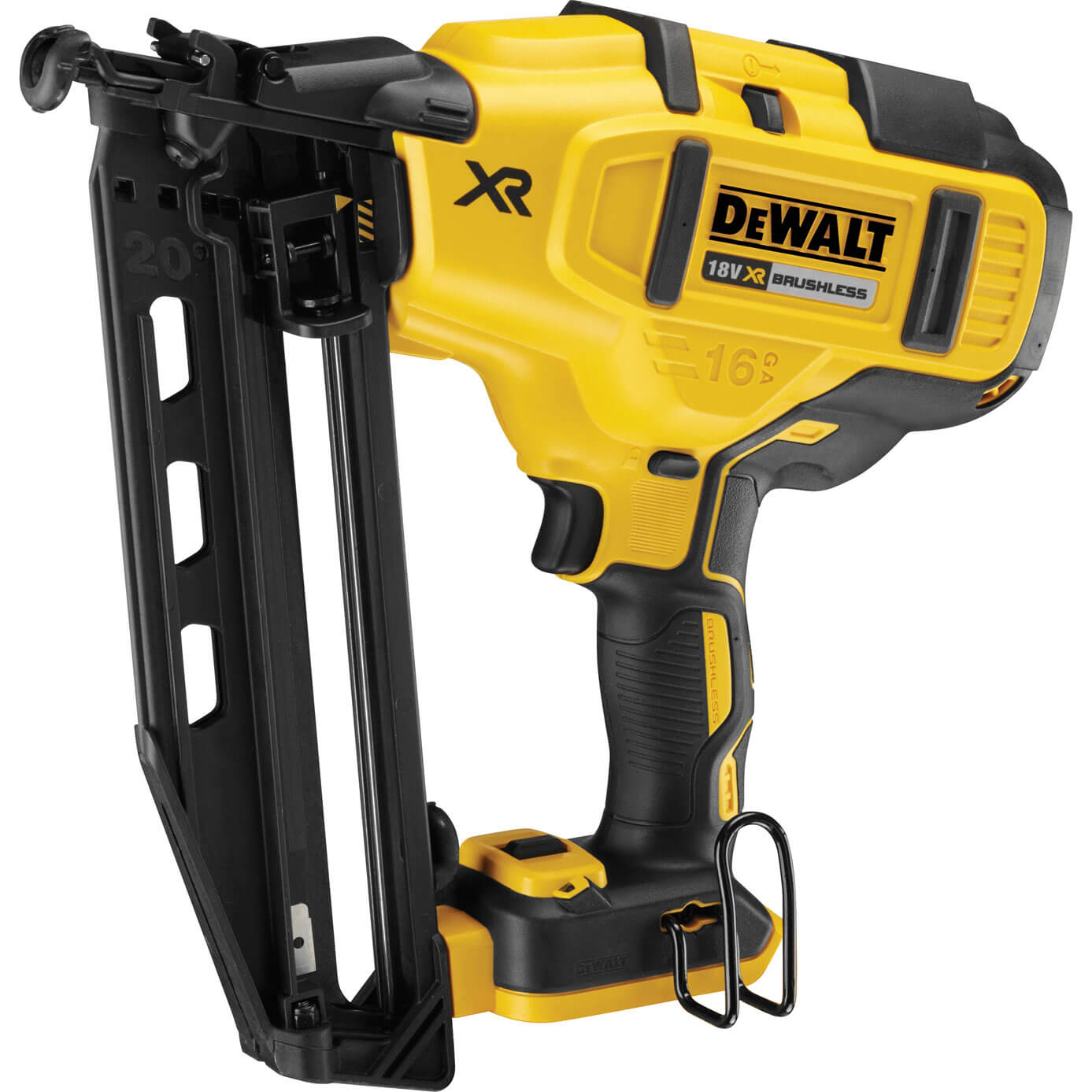 DeWalt DCN660 18v XR Cordless 2nd Fix Finish Nail Gun No Batteries No Charger No Case