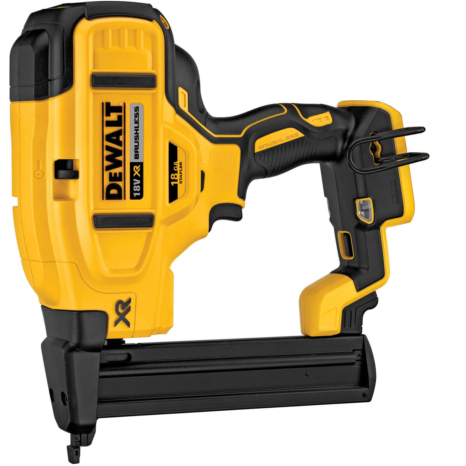DeWalt DCN681N-XJ 18V XR Brushless 18GA Narrow Crown Stapler Bare Unit