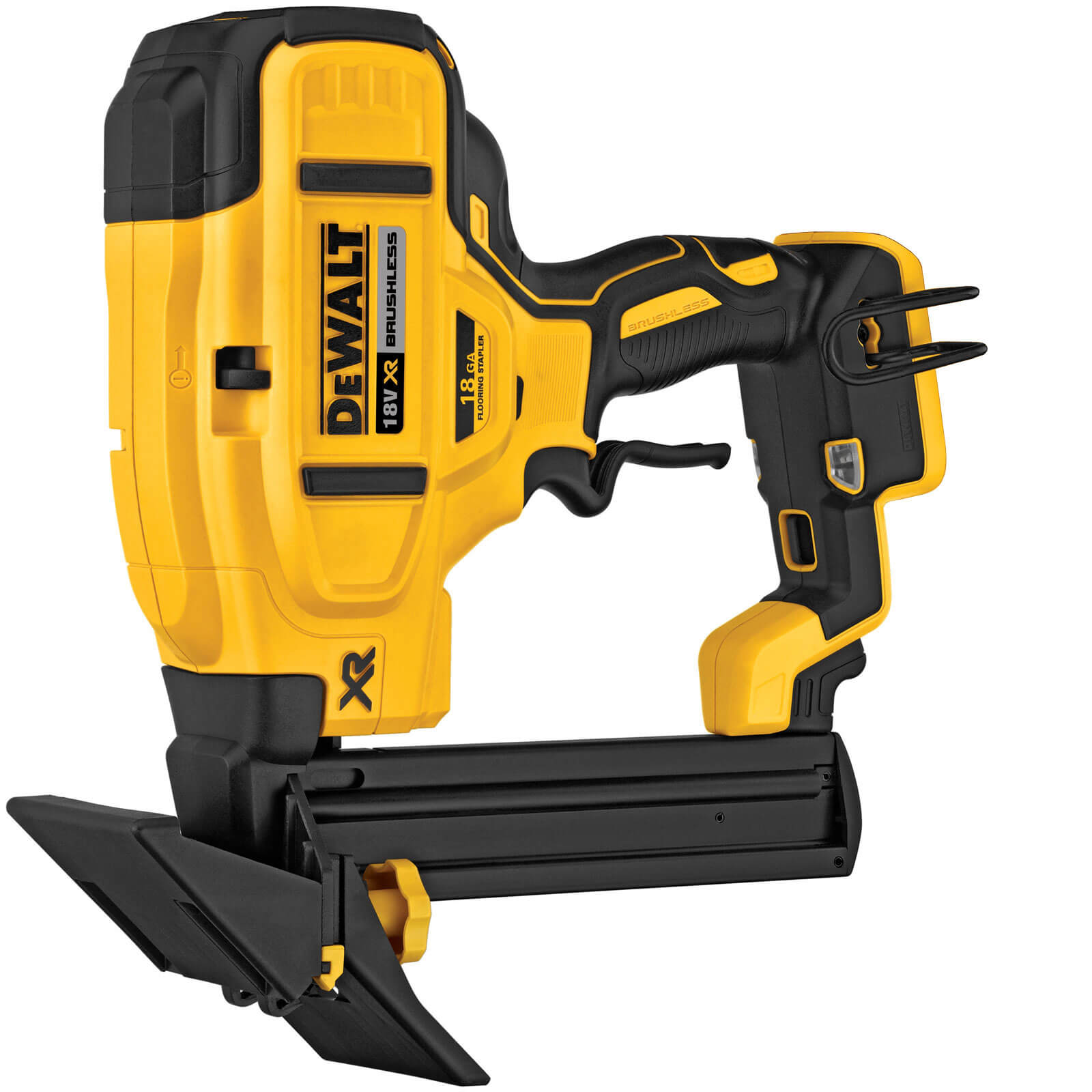 DeWalt DCN682N-XJ 18V XR Brushless 18GA Flooring Stapler Bare Unit