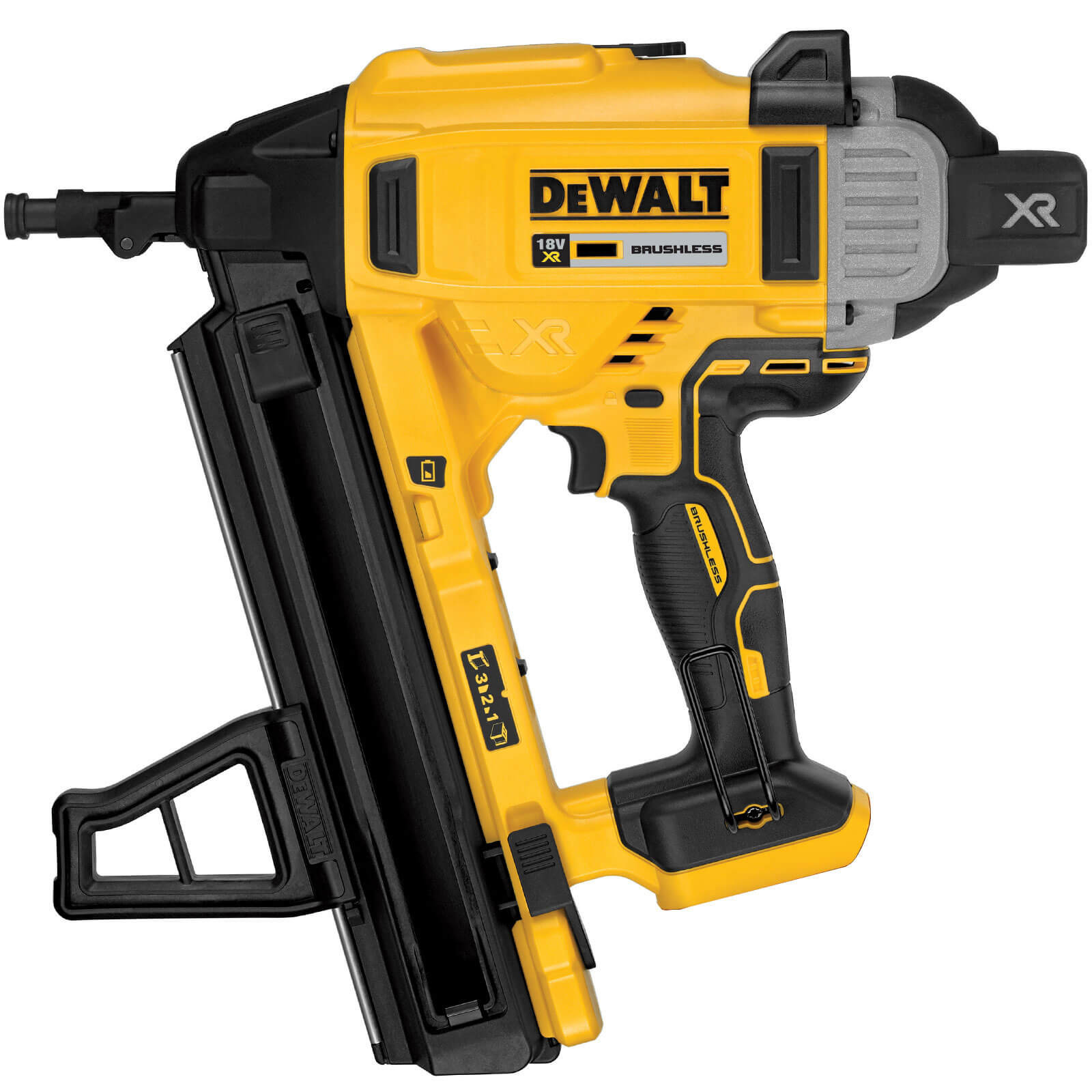 DeWalt DCN890N-XJ 18V XR Concrete Nailer Bare Unit