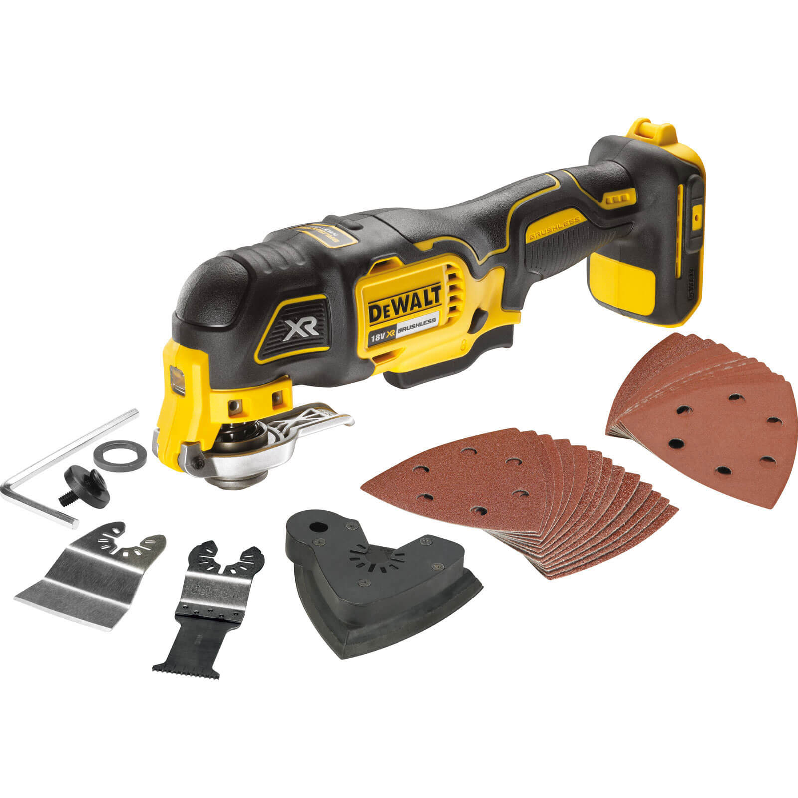 DeWalt DCS355 18v XR Cordless Multi Tool No Batteries No Charger No Case