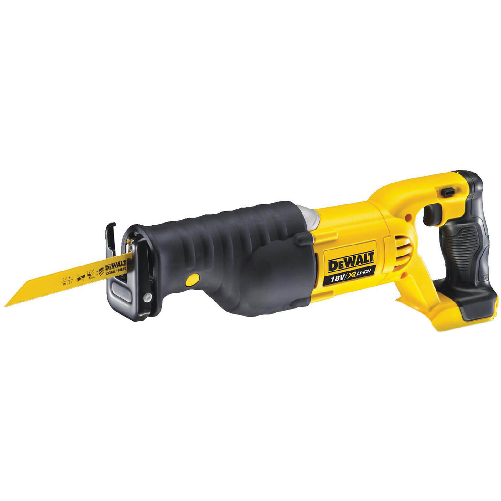 DeWalt DCS380 18v XR Cordless Reciprocating Saw No Batteries No Charger No Case
