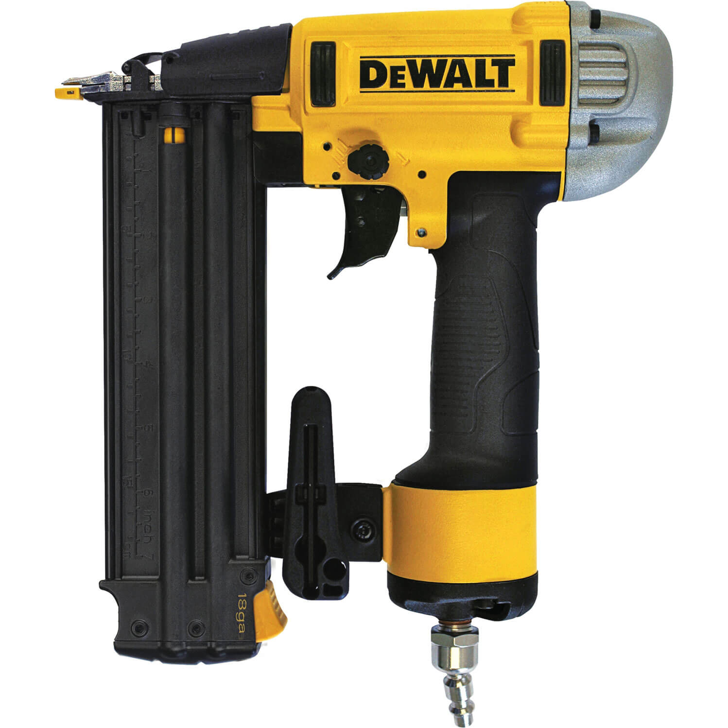 Image of DeWalt DPN1850 Postive Placement Brad Air Nail Gun