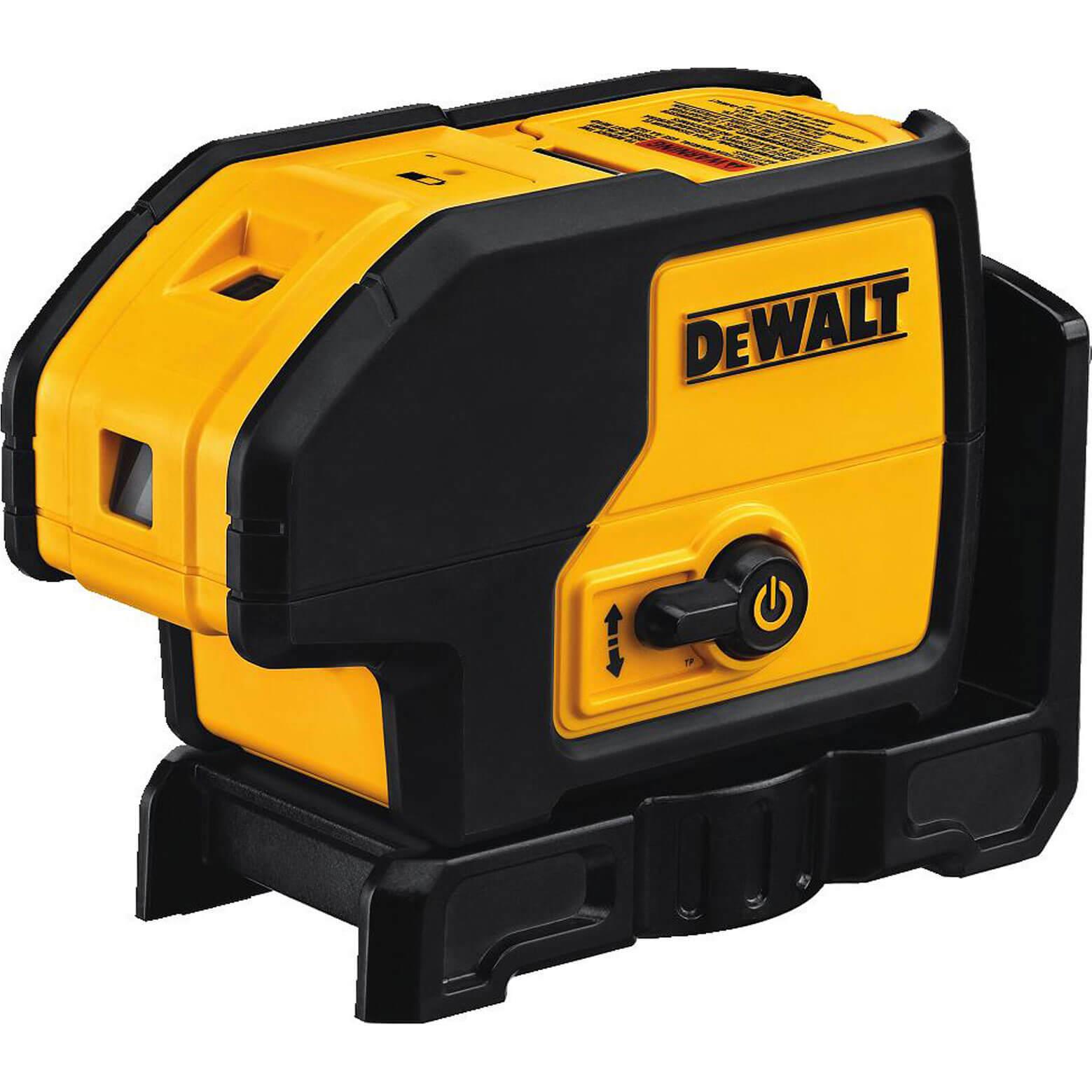 DeWalt DW083K 3 Beam Self Levelling Laser Level