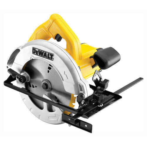 Image of DeWalt DWE550 Circular Saw 165mm 110v