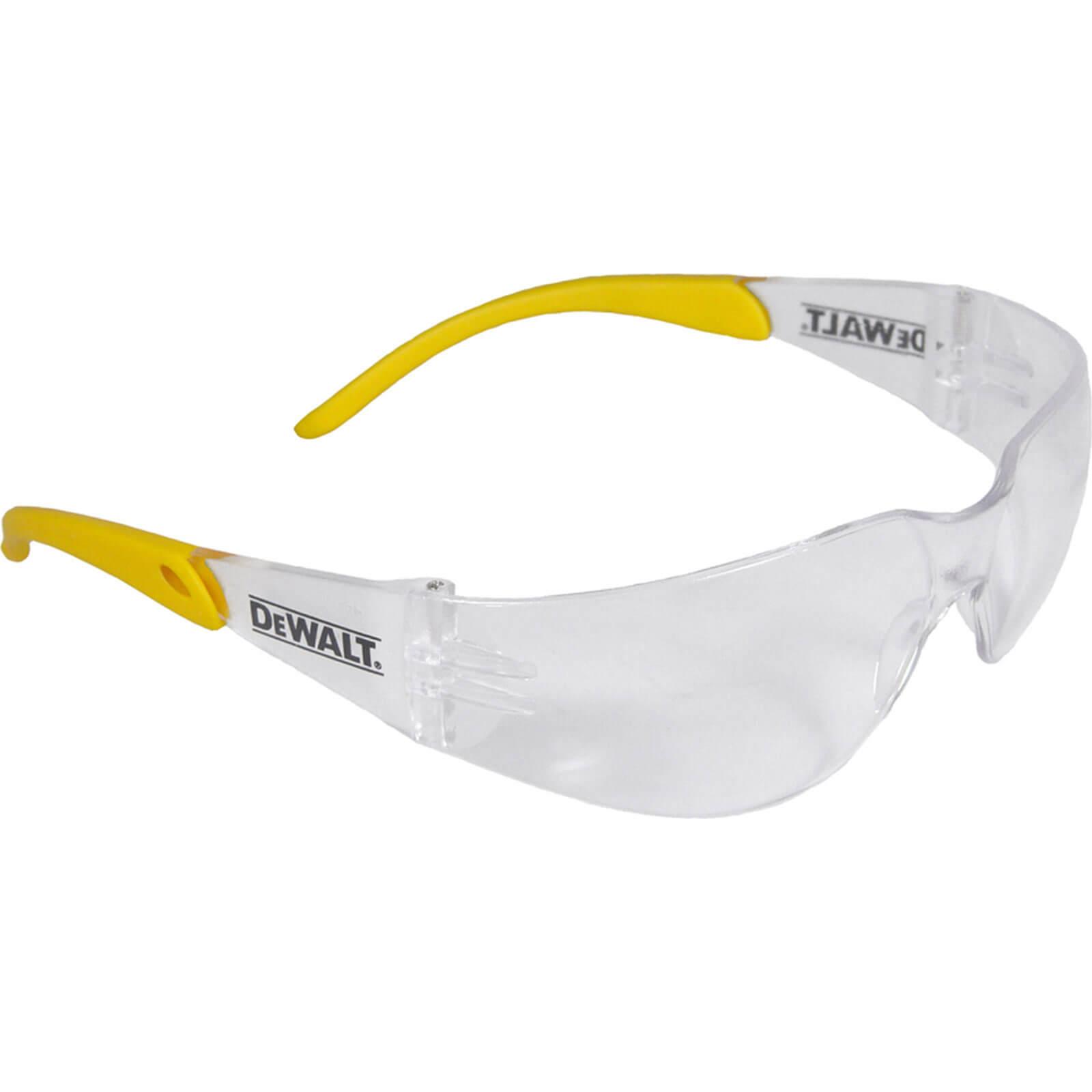 DeWalt Protector Clear Safety Glasses