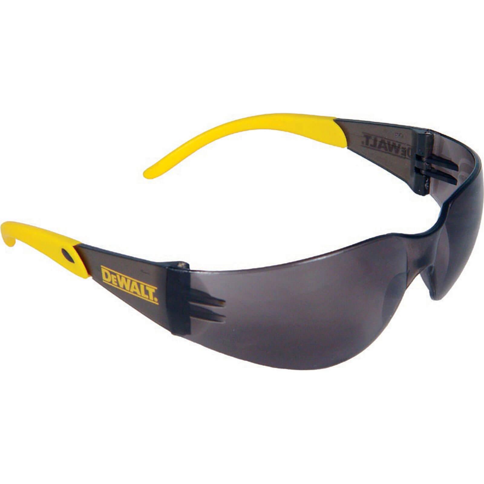 DeWalt Protector Smoke Safety Glasses