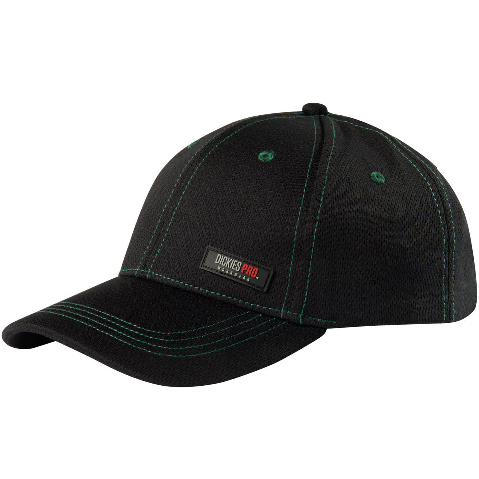 Image of Dickies Pro Cap Green / Black One Size