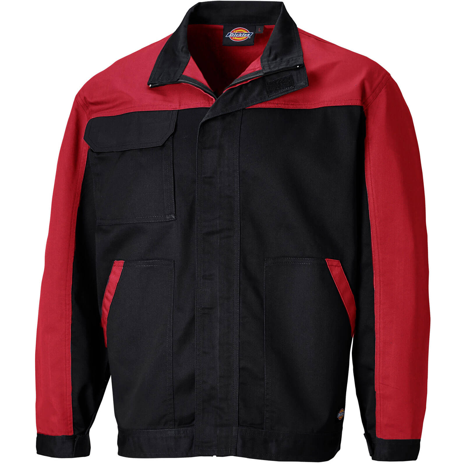 Dickies Everyday Jacket Black  Red 3XL