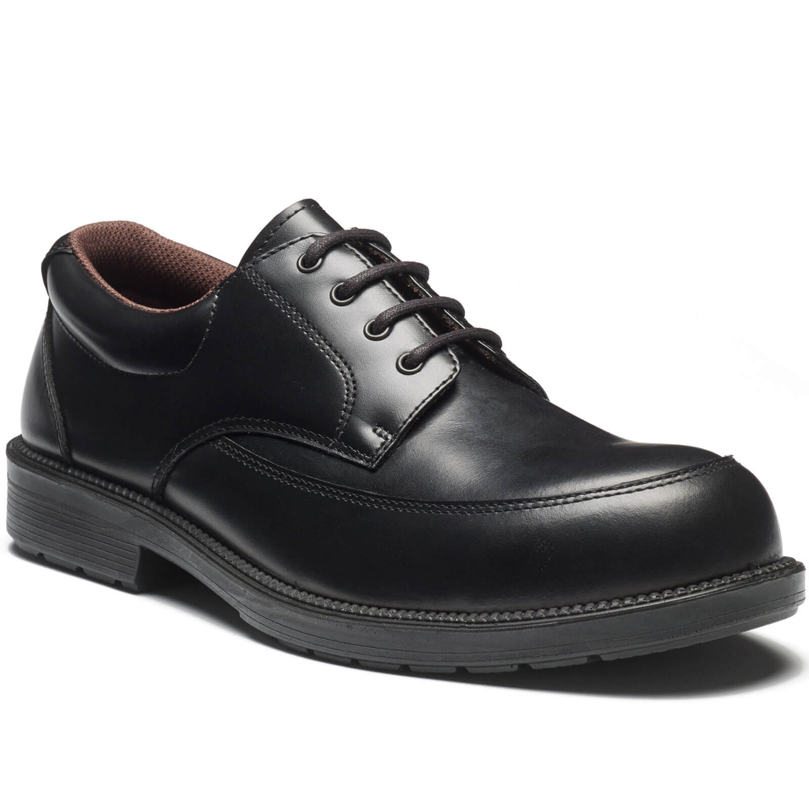Dickies Exec Safety Shoe Black Black