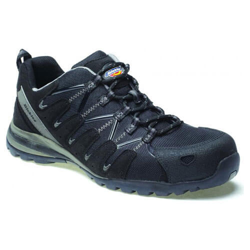 Dickies Mens Tiber Safety Trainers Navy Size 8