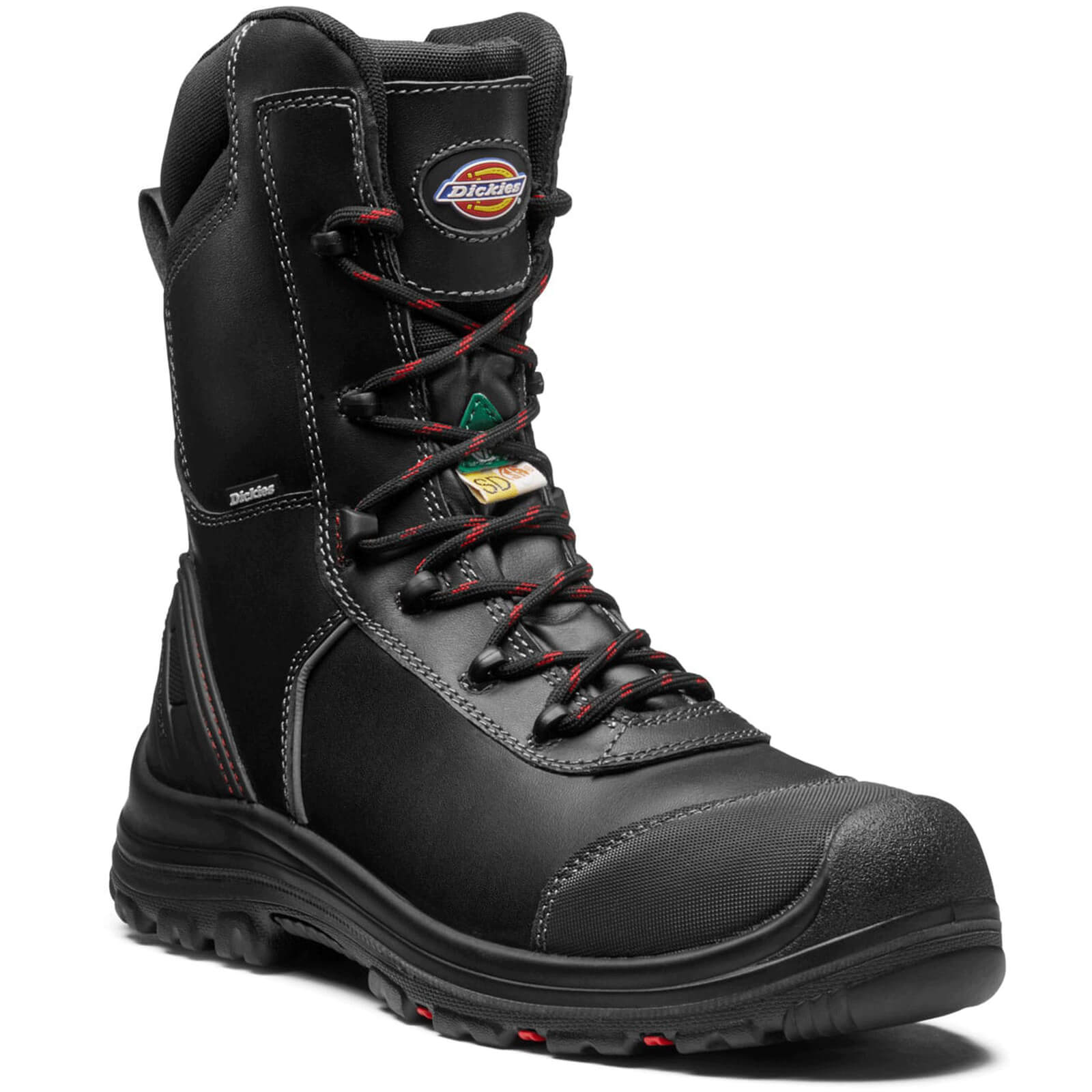 Dickies Mens TX Pro Safety Boots Black