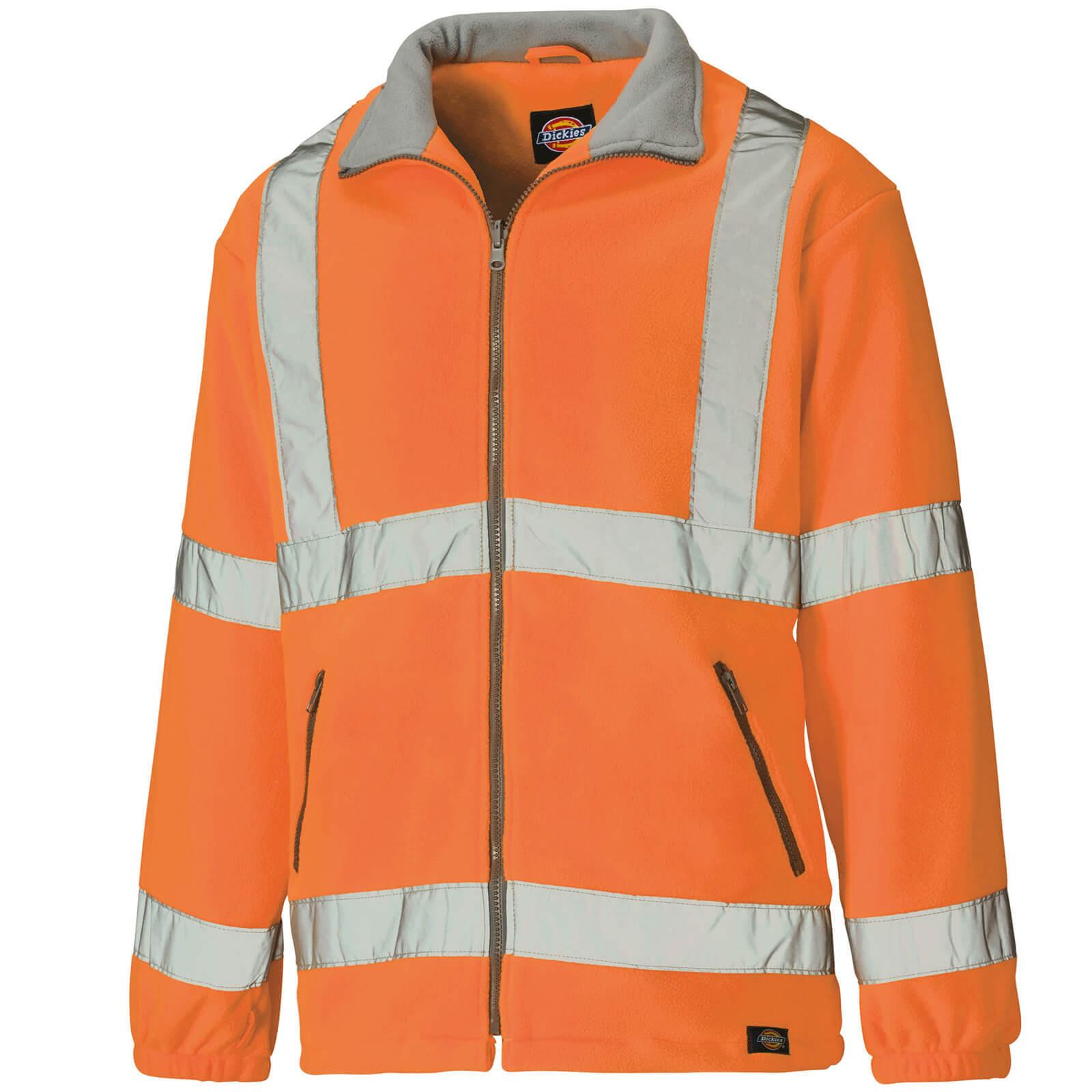 Image of Dickies High Vis Fleece Orange 2XL