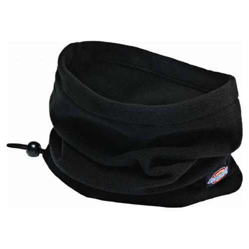 Dickies Winten Fleece Neck Gaiter Black One Size