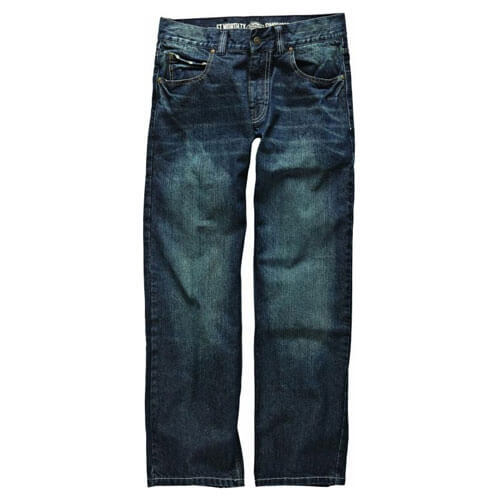 Dickies Mens Boston Jeans Blue 44
