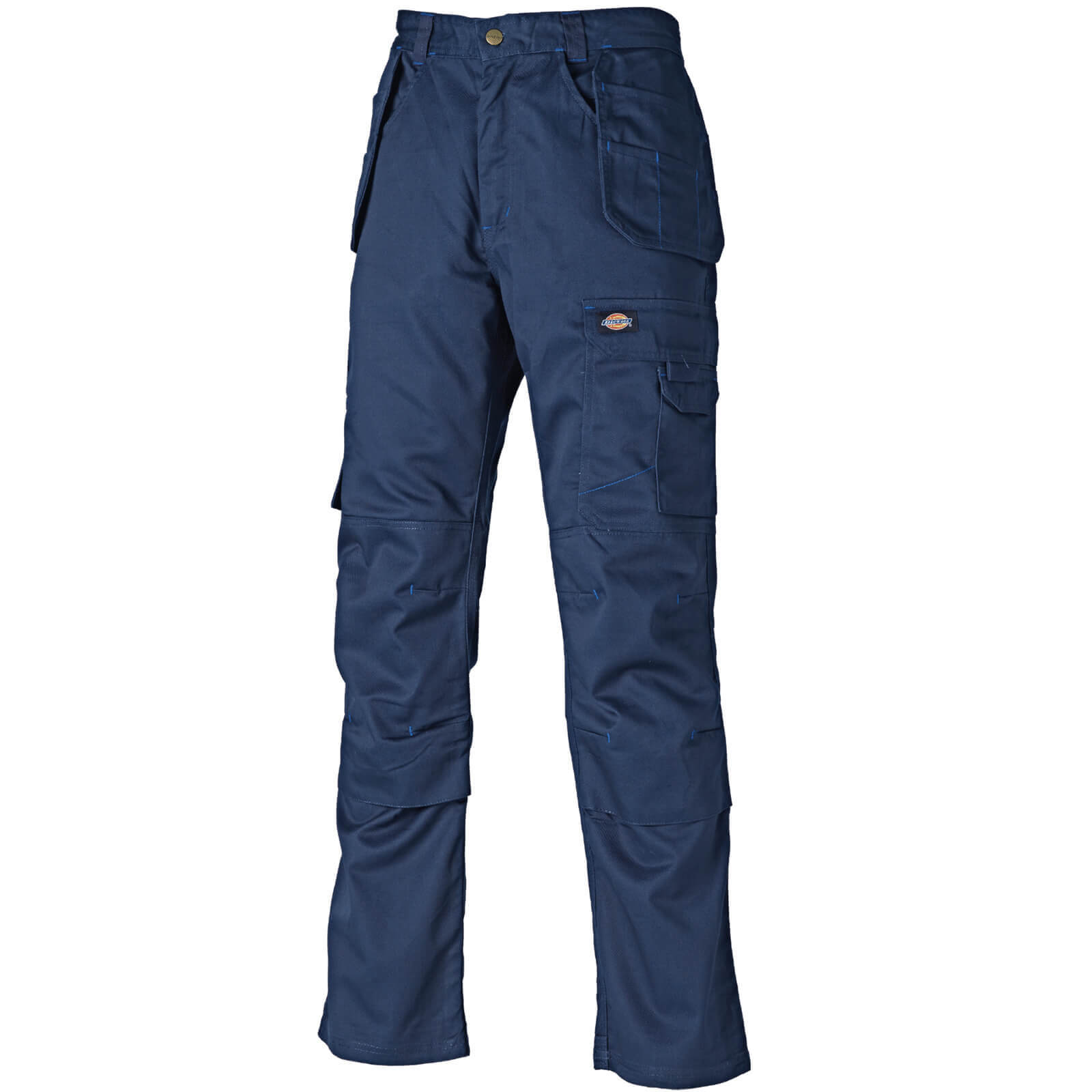 Photo of Dickies mens redhawk pro trousers navy blue 30