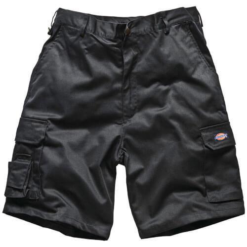 Dickies Mens Redhawk Cargo Shorts Black 30