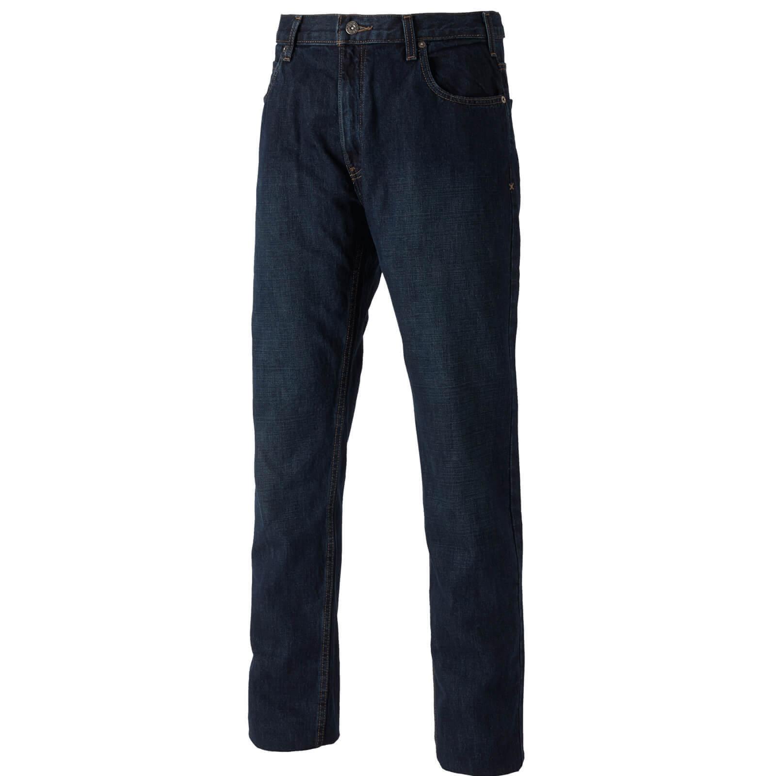 Dickies Mens X Series Jeans Tint Indigo 40
