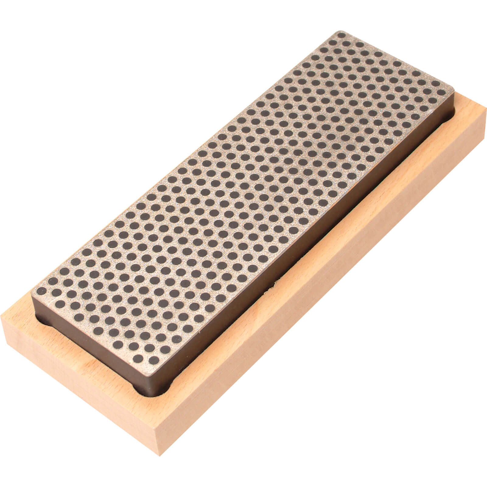 DMT 150mm Diamond Whetstone and Wooden Case Extra Coarse