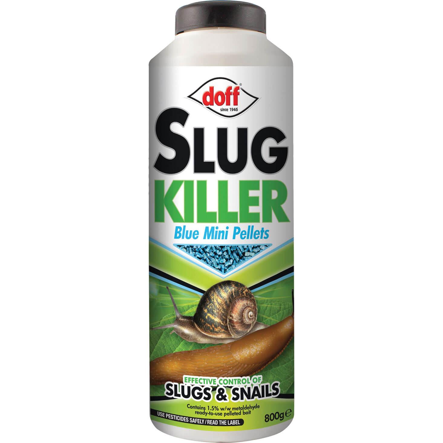 Image of Doff Slug Killer Pellets 800g